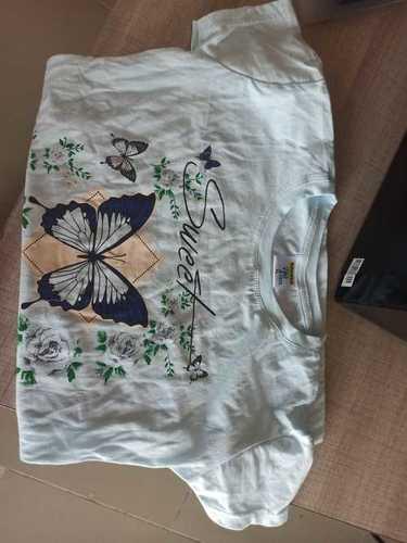 Pure Cotton Fancy T Shirts