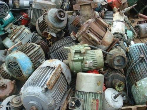Reusable Electric Motor Scrap