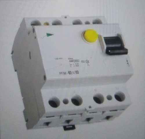 Shock Proof Earth Leakage Circuit Breaker
