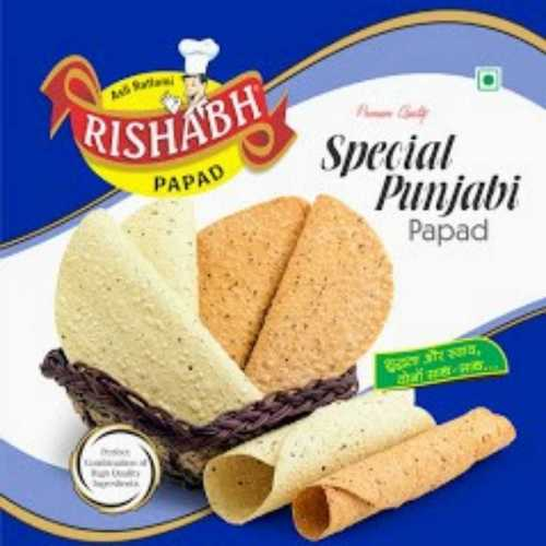 Special Punjabi Moong Papad