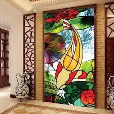 Stained Glass Sticker