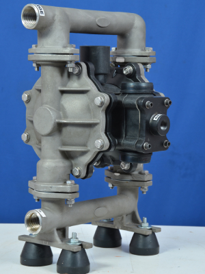 Air Operated Double Diaphragm Pumps (AODD)