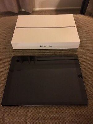 Apple iPad Pro 12.9-Inch A1584 Space Gray 128GB WiFi Only