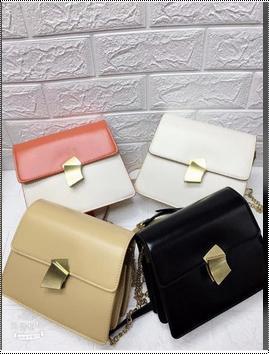 Colorfastness Ladies Sling Bag