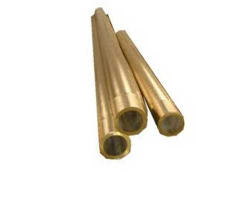 Corrosion Proof Seamless Brass Round Pipes
