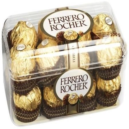 Delicious Ferrero Rocher Chocolate