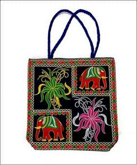 Eco Friendly Printed Jute Bag