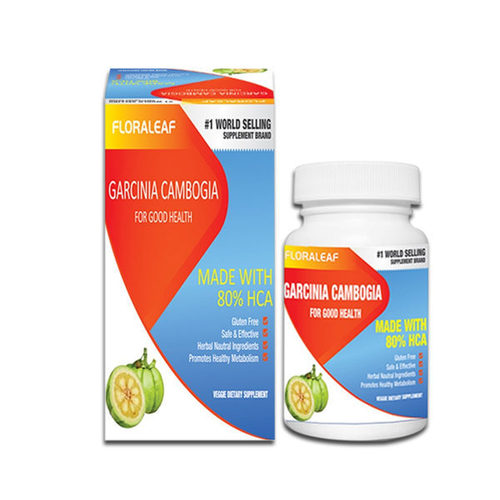 Garcinia Cambogia Herbal Treatment Veggie Dietary Supplement