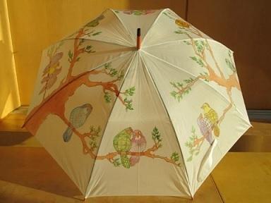 Hand Painted Umbrella