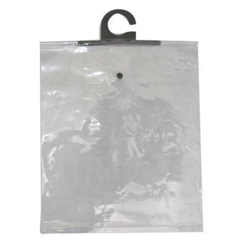 Hanger Transparent Poly Bag