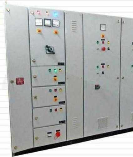 Heavy Duty Electric Control Panel, Voltage: 415 - 440