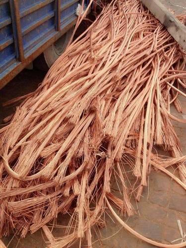 Industrial Use Copper Wire Scraps