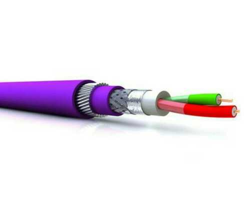 Insulated Rubber Profibus Cable