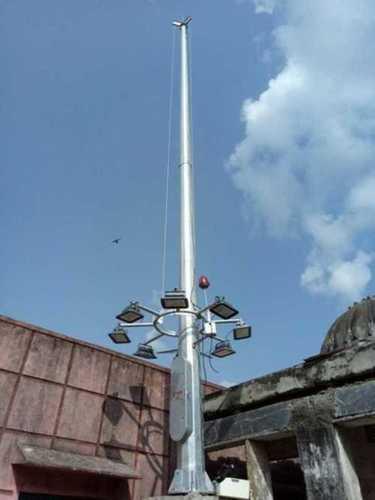 LED High Mast Light, Top Diameter: 150mm