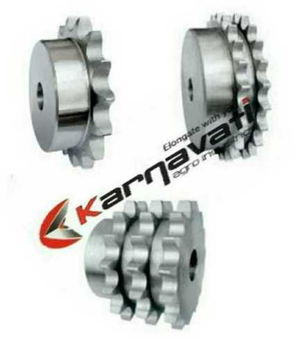Mild Steel Chain Sprocket