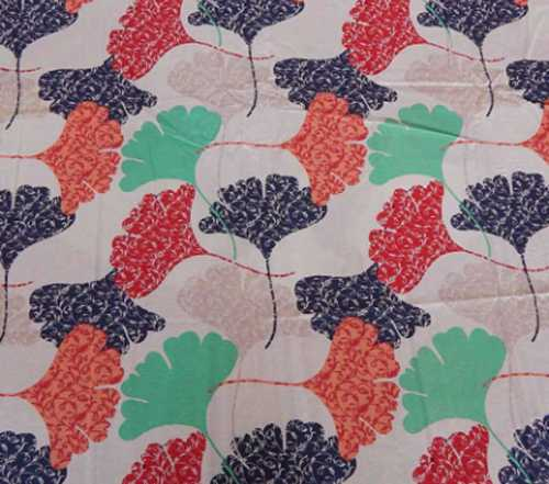 Multi Color Bed Sheet Fabric