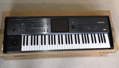 New KORG KRONOSX61 61-Key Keyboard