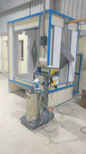 Powder Coating Oven And Booth