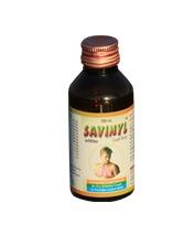 Savinyl Cough Syrup