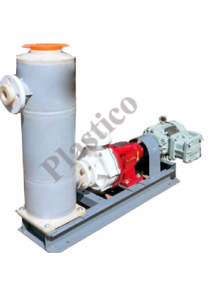 Self Priming Polypropylene Pump