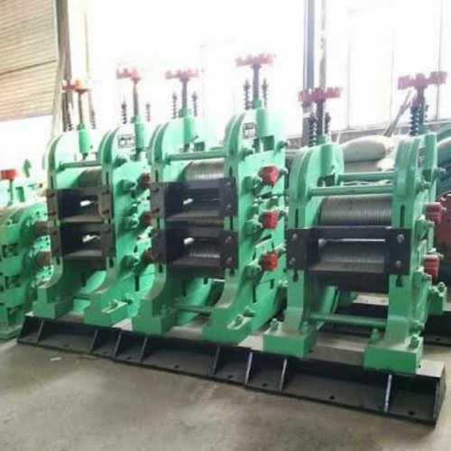 Semi Automatic Rolling Mill Machine