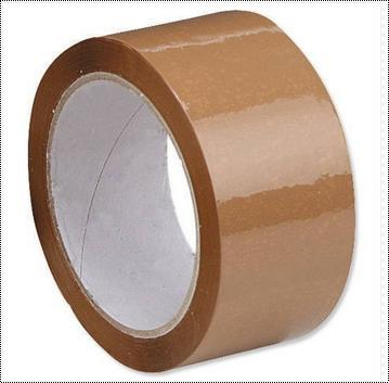 Single Sided Adhesive Brown Tape