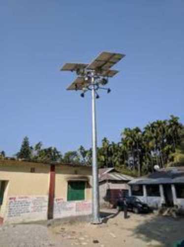 Solar High Mast LED Light