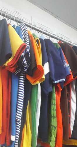 Sports Cotton Short Sleeves T Shirt