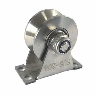 Stainless Steel Pulley Wheels