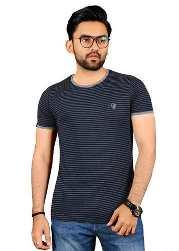 Stripes Men T-Shirts