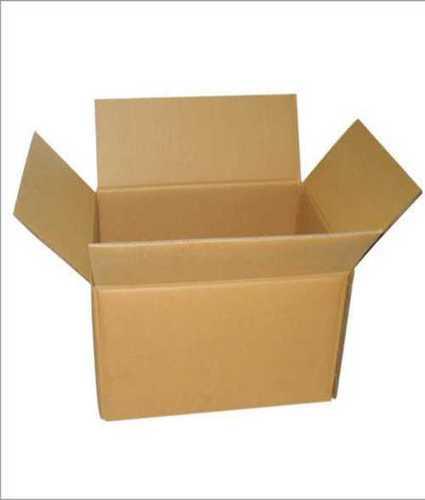 Telescopic Corrugated Plain Box