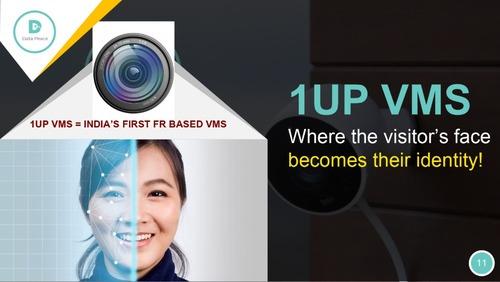 1UPVMS Visitor Management System
