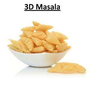3d Snacks Masala Powder
