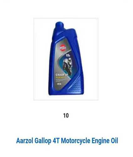 Aazol Gallop 4t Motorcycle Engine Oil