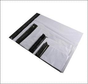 Adhesive Plastic Courier Bag