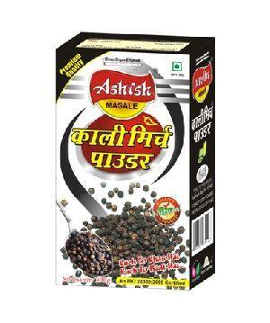Ashish Kali Mirch Powder, 200 Gm, 50 Gm, 100 Gm, 500 Gm Pack