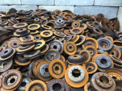 Cast Iron Scraps, for Scrap Industry