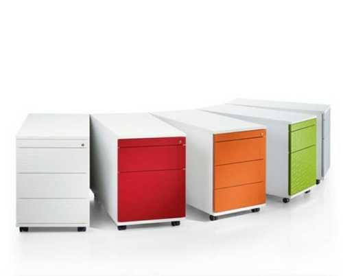 Colored Office Storage Cabinets