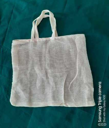 Cotton Woven Carry Bag