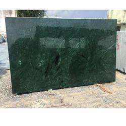 Dark Forest Green Marble Slab