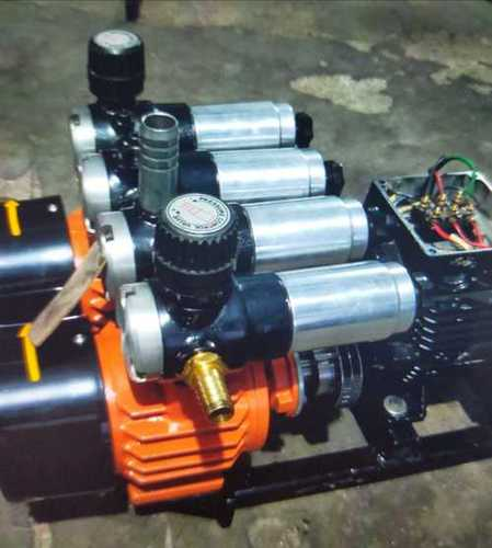 Dry Air Vacuum Pump
