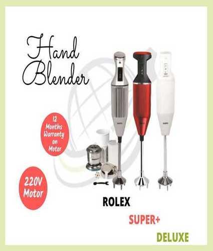 Electric Hand Blender 220V