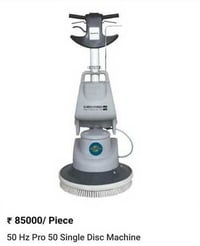 Floor Cleaning Single Disc Machine
