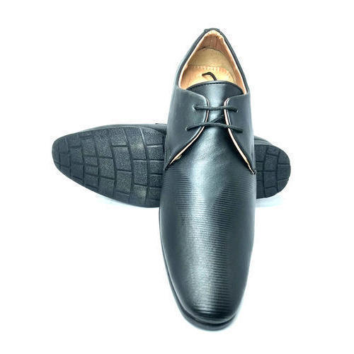 Leather Mens Semi Formal Shoes