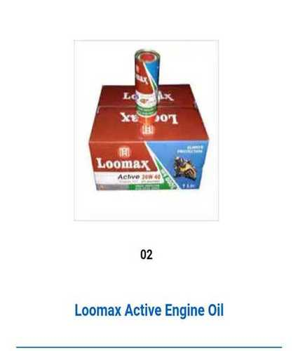 Loomax Active Engine Oil