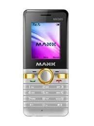 Maxx Mobile Phone
