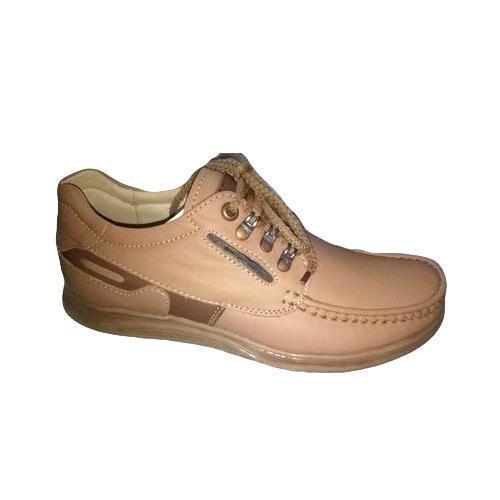 Men Lace Up Leather Shoes