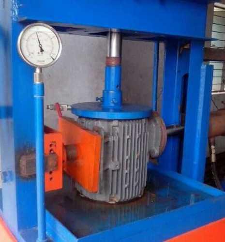 Mild Steel Hydro Testing Machine, Voltage: 440VAC
