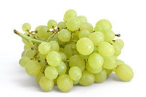 Organic Light Green Fresh Grapes