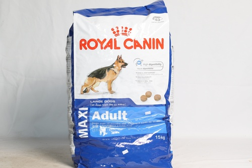 Original Royal Canin Maxi Adult Dog Pet Food 15 kg